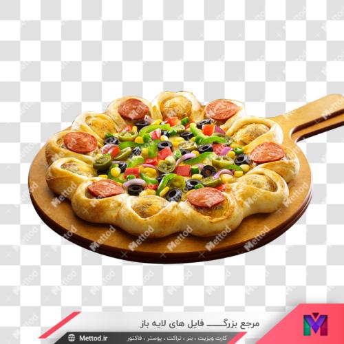 png پیتزا طرح 21