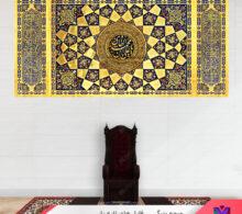 کتیبه مذهبی امام هادی طرح 22