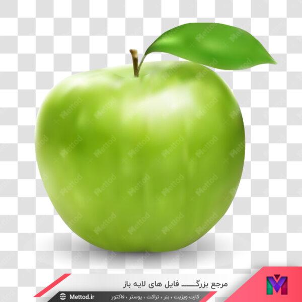 وکتور سیب طرح 67
