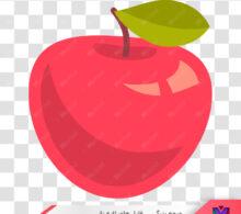 png سیب طرح 393