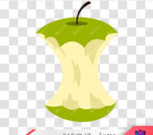 عکس png سیب طرح 378