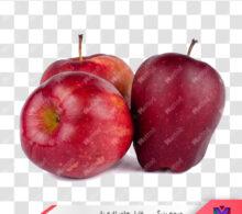 عکس png سیب طرح 381