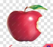 png سیب طرح 382
