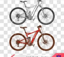وکتور دوچرخه طرح 89
