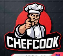 لوگو آشپز طرح 32