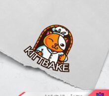 لوگو گربه سرآشپز طرح 236