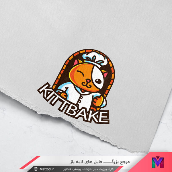 لوگو گربه سرآشپز