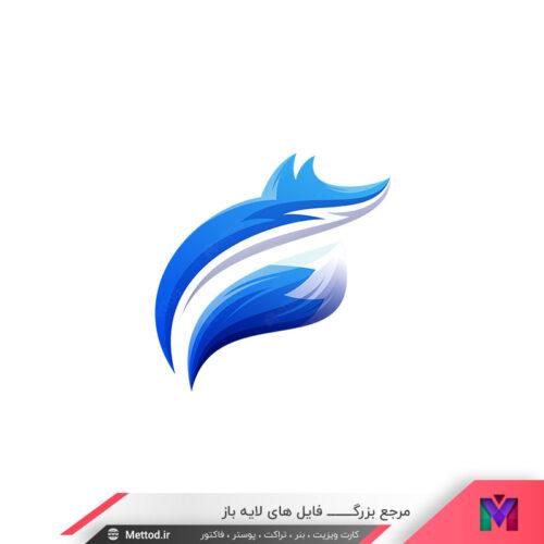 لوگو روباه و F طرح 501